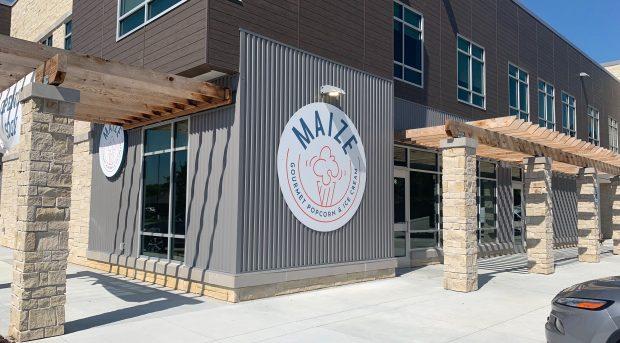 Maize Popcorn Company New Location